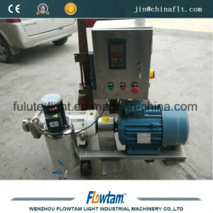 Stainless Steel Grease Double Screw Pump pictures & photos