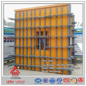 High Bearing Wall Panel Formwork System/Concrete Forming System pictures & photos