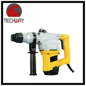 Max. 28mm for Concrete/Max. 13mm for Metal/Max. 40mm for Wood 5j Electric Rotary Hammer Drill pictures & photos