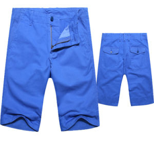Wholesale Men Fashion Chino Shorts Cotton Stretch Shorts pictures & photos