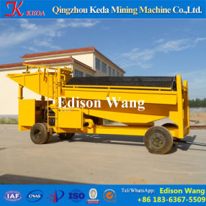 2017 New Product Gold Mining Machine Gold Trommel pictures & photos