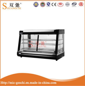 Chinese Restaurant Kitchen Equipment Electric Food Warming Showcase pictures & photos