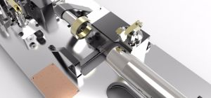 CNC Machine Tool Fixture CMFB Guide Sleeve Flat Hydraulic Workholding pictures & photos