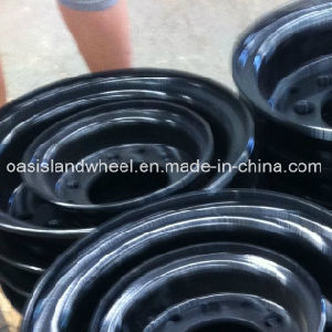 Split Industrial Wheel Rim (5.00F-10) for Forklift pictures & photos