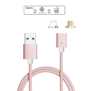 Fourth Generation Magnetic USB Cable with LED Light for Blind Charging for Car Charger pictures & photos