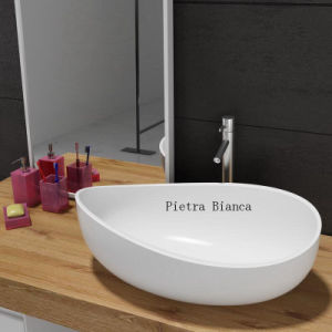 Artificial Stone Counter Top Basin (PB2001)