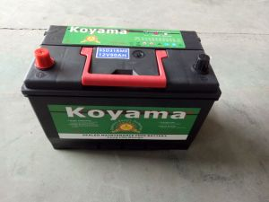 95D31rmf (12V80Ah) Korea Design Maintenance Free Car Battery pictures & photos