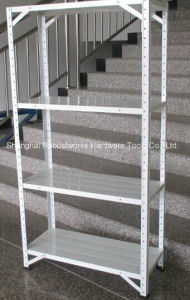 5 Tiers Galvanized Metal Rack Storage Shelf (9040-175-1) pictures & photos