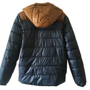 Wholesale Fashion Men Winter Padding Jacket pictures & photos