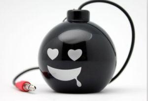 Bomb Shape Mini Portable Amplifier Mobile Speaker pictures & photos