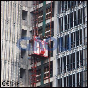 Sc100/100 Building Construction Lift /Construction Hoist pictures & photos