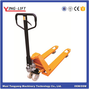 Manual Pallet Truck with 2 Ton Capacity pictures & photos