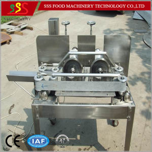 High Production Fish Filleting Machine Fish Cutting Machine Butterfly Fillets Maker pictures & photos