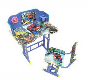 School Furniture Modern Adjustable Study Table Kids Student Desk (HX-SK002) pictures & photos