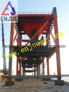 Hot Sale Mobile Dry Cargo Handling Equipment Port Hopper pictures & photos