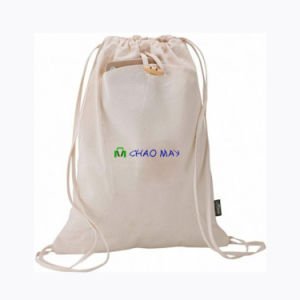 Polyester Nylon Drawstring Bag Backpack (YYDB054) pictures & photos
