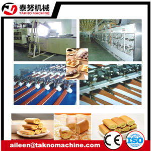 Full Automatic Layer Cake Production Line pictures & photos