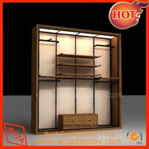 MDF Underwear Display Shelf pictures & photos