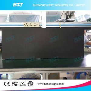 P1.6mm Small Pixel Pitch Front Service LED Display Screen pictures & photos