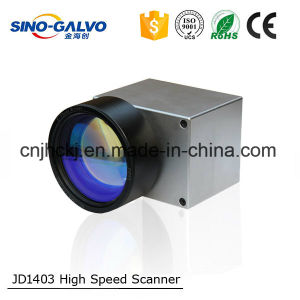 Sino Galvo 9mm Beam Aperture Galvo Scanner Jd1403 Galvo Scan Head pictures & photos