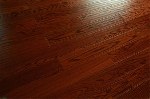 Engineered Indoor Floor Multi-Layer Solid Wood Flooring pictures & photos