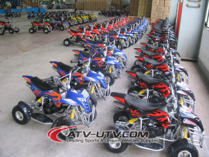 Hot Selling 49cc Mini ATV for Kids (AT0493) pictures & photos