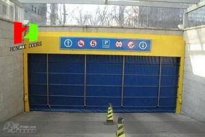 Exterior Folding Door System High Speed Door (Hz-FC03652) pictures & photos