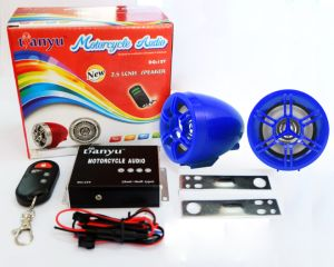 Mini Size FM Radio Motorcycle MP3 pictures & photos