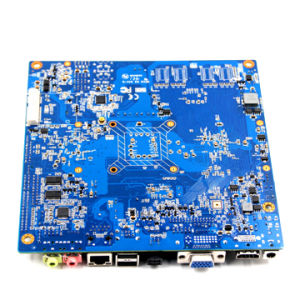 Intel GM45 Mini Industrial Motherboards with HDMI/VGA/8*GB pictures & photos