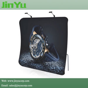 Portable Fabric Display Backwall Exhibition Stand pictures & photos