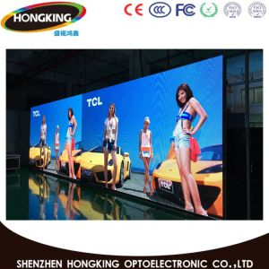 Cool High Brightness P10-4s Indoor Full Color LED Display pictures & photos