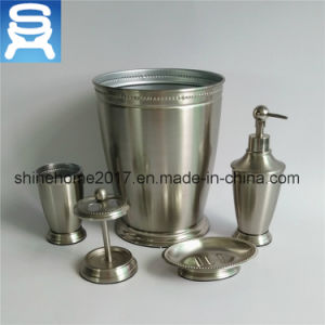 Eco-Friendly Metal Material Bathroom Sets, Nikel Plating Bathroom Set pictures & photos