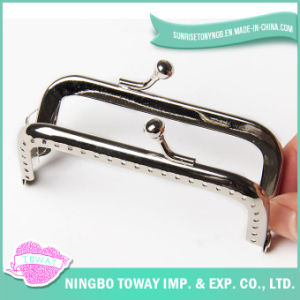 Customized Steel Part Purse Bag Handles Metal Frame pictures & photos