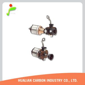 Brush Holder in Auto Starter/Carbon Brush Holder in Other Motor Parts/Electrical Motor Carbon Brush Holder Assembly pictures & photos