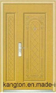 New Style Double Steel Door (double steel door) pictures & photos