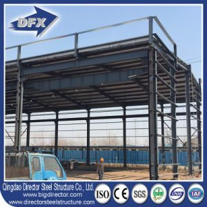 Chinese Famous Prefabricated Steel Structure Warehouse pictures & photos