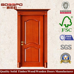 Nature Solid Wood Door Wholesale Entry Front Door (XS2-044) pictures & photos