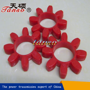 Tanso Flexible Jaw Coupling for Pump with Rubber Spider pictures & photos