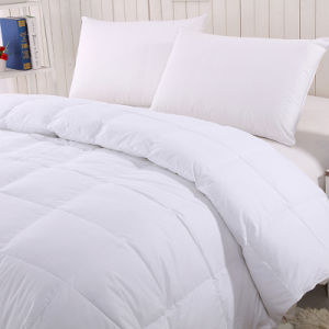 Home Textile 1.2D Siliconized Fiber Down Alternative Comforter pictures & photos
