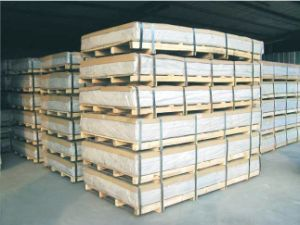 Aluminium Plain Sheet AA1050 AA160 AA1070 AA3003 AA3105 AA5005 AA5052 AA5083 AA6061 AA7075 AA8011 Aluminium/Aluminum Sheet pictures & photos