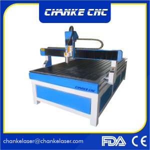 Wood Fabric Leather PCB Wood Design CNC Machine Price pictures & photos