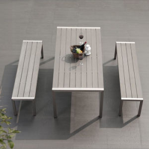 Multi-Function Anti-Aging Outdoor Park Furniture Tourist Area Dining Table and Chair pictures & photos