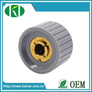 Potentiometer Knob 6mm/4mm Od25mm Kyz25-16-6j (4J) pictures & photos