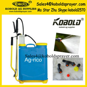 16L Manual Plastic Knapsack Sprayer pictures & photos