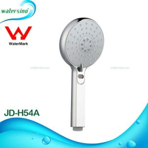 Double Function ABS Shower Chrome Hand Shower for Bath pictures & photos