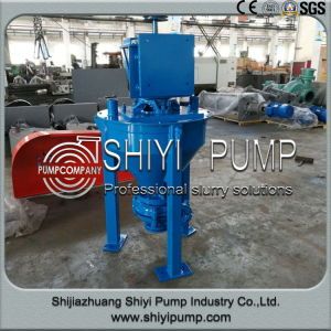 Vertical Heavy Duty Oil Sand Handling Froth Slurry Pump pictures & photos