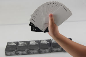 Cards Against Humanity Paper Playing Cards pictures & photos