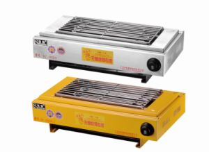 Electric BBQ Grill with a Temperature Control Made in China pictures & photos