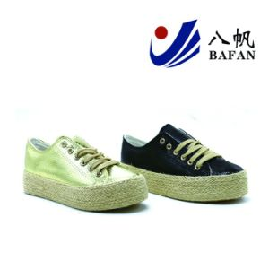Fashion Casual Canvas Shoes Bf1701495 pictures & photos