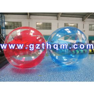 Inflatable Human Hamster Water Ball for Kids Play/Inflatable Water Walking Ball in Blue pictures & photos